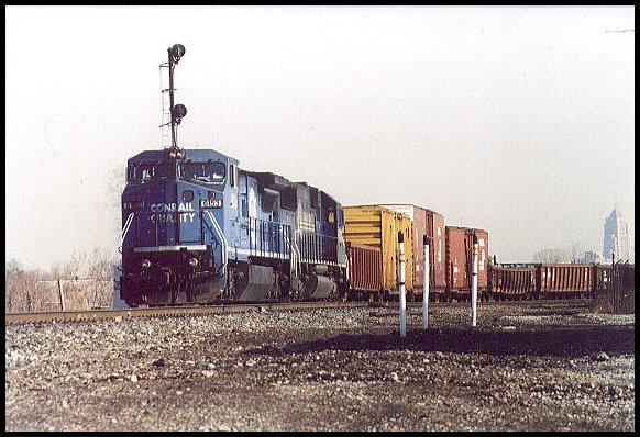 Detroit Line Trains